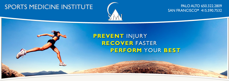 Sports Medicine Institute -- Prevent Injury, Recover faster, Perform your best